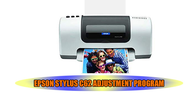 Epson Stylus C62 Printer Adjustment Program