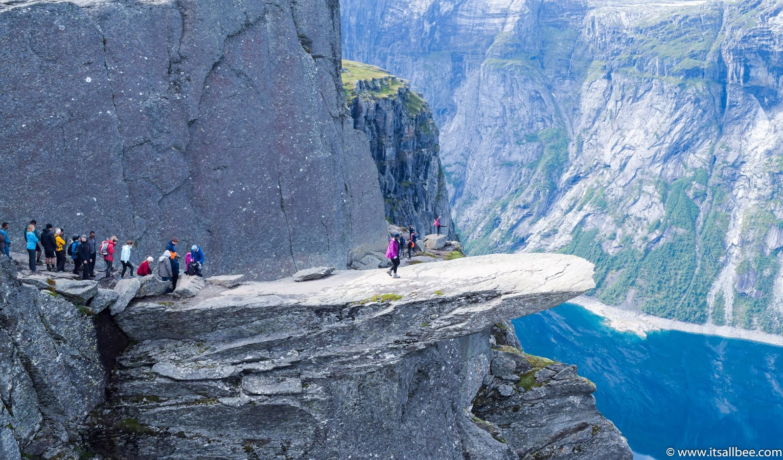 From Bergen To Trolltunga Hiking Norway S Famous