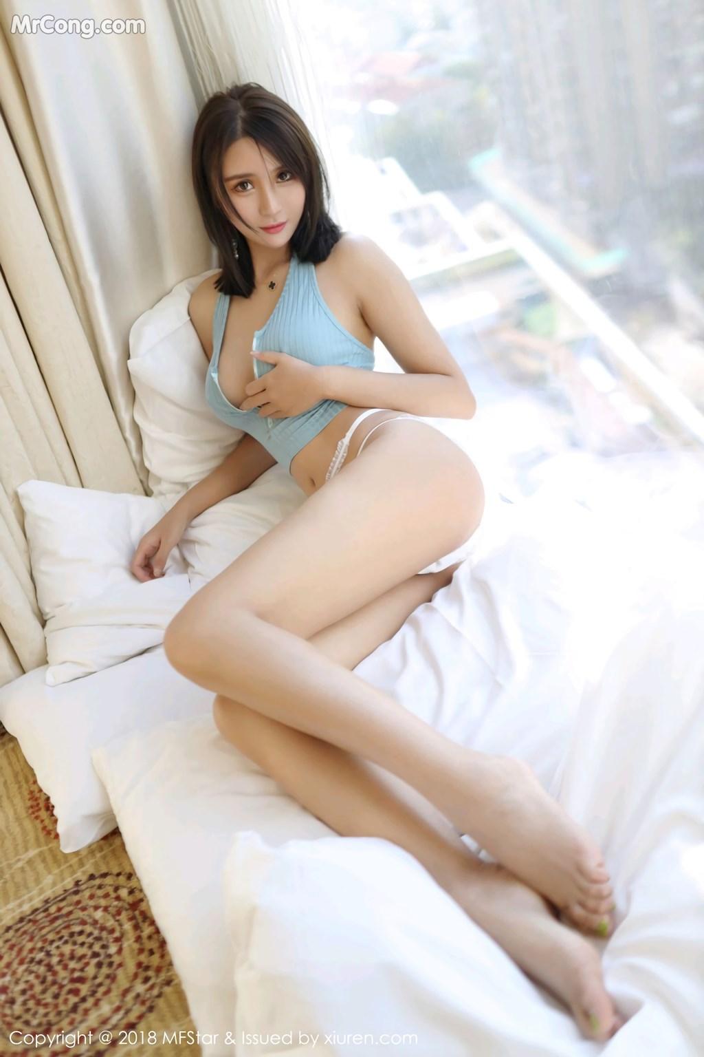 Image MFStar-Vol.158-SOLO-MrCong.com-010 in post MFStar Vol.158: Người mẫu SOLO-尹菲 (45 ảnh)