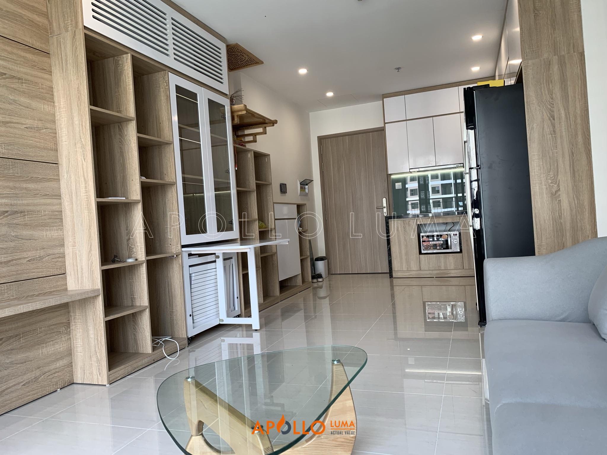 Bàn giao công trình nội thất căn hộ 3 Phòng Ngủ S1.05-16 Vinhomes Ocean Park