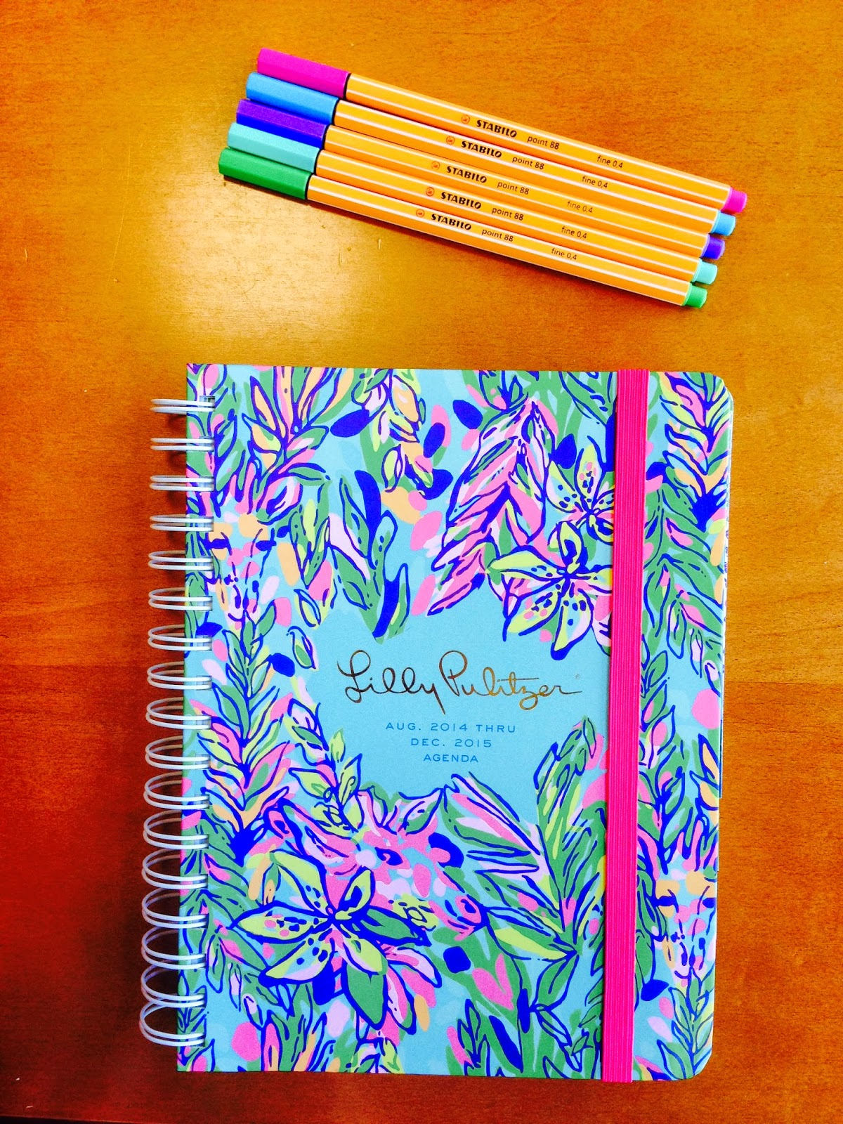 lilly pulitzer large 2014