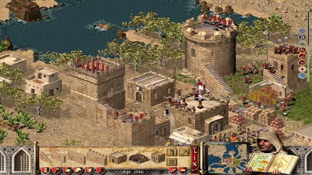 Download Game Stronghold Crusader Extreme