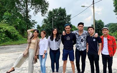Sinopsis Drama Budak Tebing Lakonan Adam Lee & Eyka Farhana