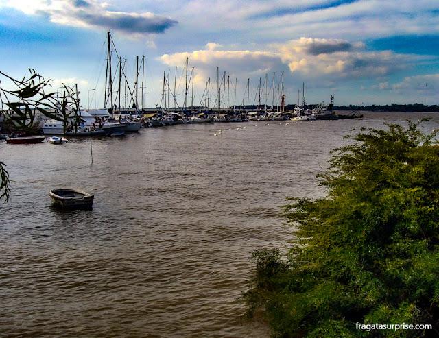 Marina do Porto Velho, Colonia del Sacramento, Uruguai