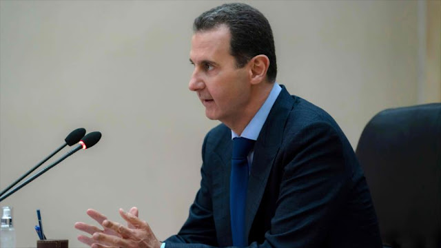 Siria reafirma su alianza con Irán y Rusia ante presiones de EEUU