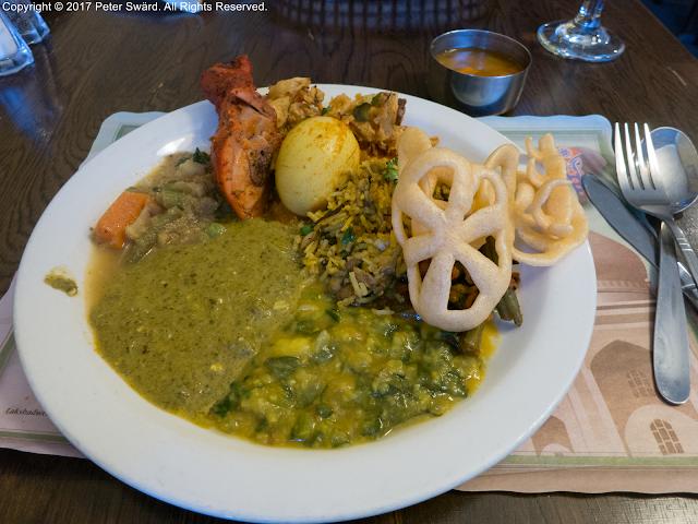 Madras Grill Indian Restaurant