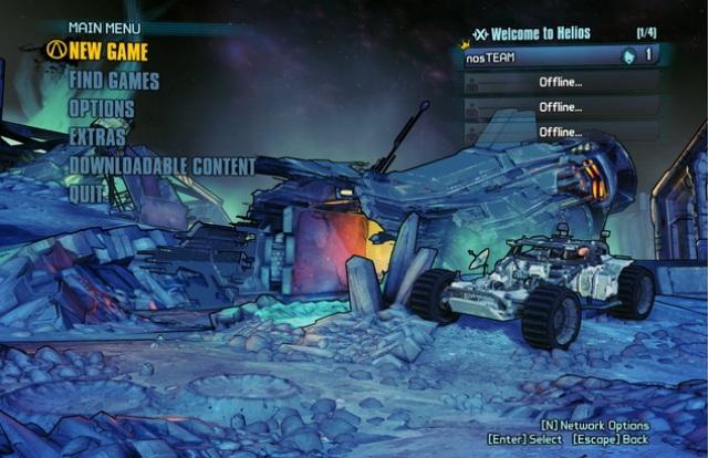 Borderlands The Pre Sequel PC Games Screenshots