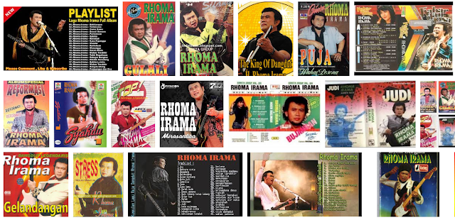 Lagu Dangdut Rhoma Irama Mp3