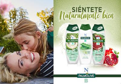 Prueba gratis gel de ducha Palmolive en Sampleo