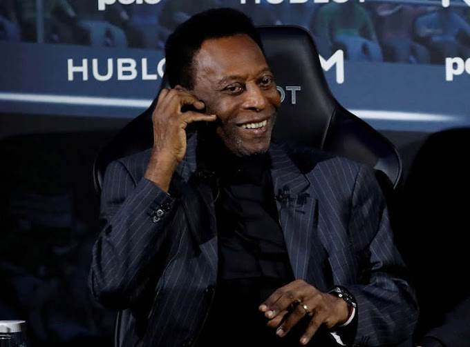 Pele takes to Instagram, 'doing very well' after removal of tumour