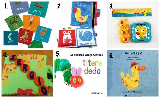 libros para ninas 1 ano