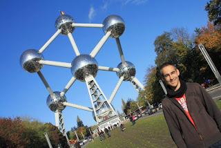Atomium in Brussels