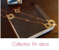 collection Art déco de E leclerc
