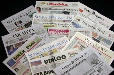 Strategi Memenangkan Persaingan Surat Kabar