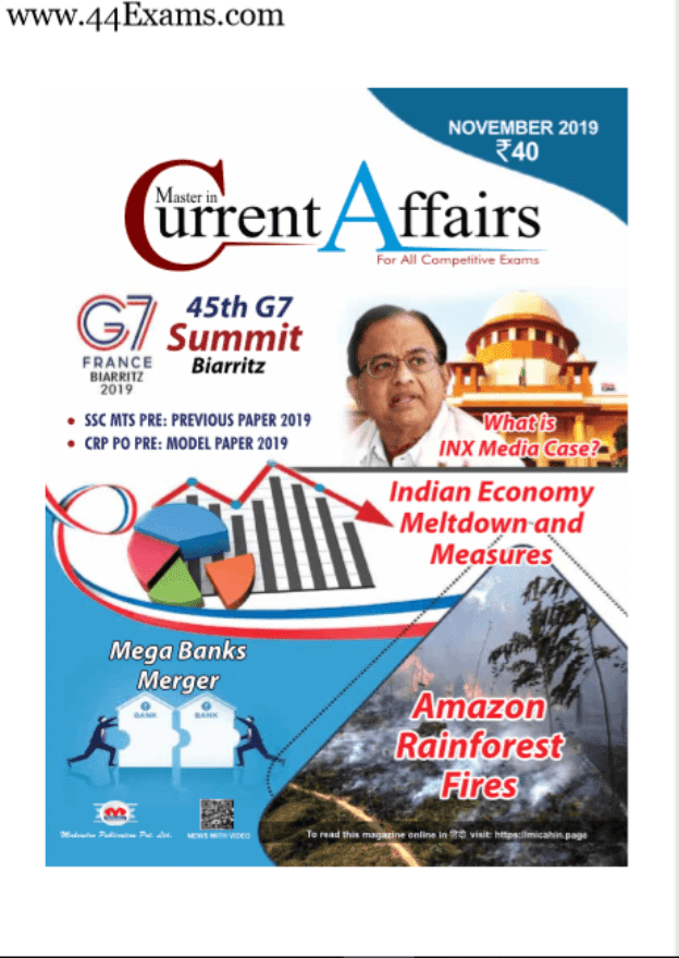 Master-in-Current-Affairs-November-2019-For-All-Competitive-Exam-PDF-Book