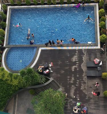 Berenang Disuguhkan Live Cooking  THE 1O1 Palembang Rajawali Hadirkan Promo Baru