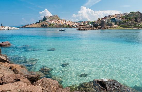 Vista su Castelsardo - Vacanze in Sardegna