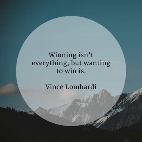 Sports quotes that'll help reach the peak to greatness