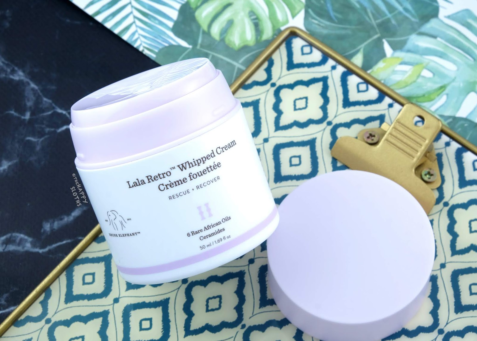 Drunk Elephant | Lala Retro Whipped Moisturizer with Ceramides: Review