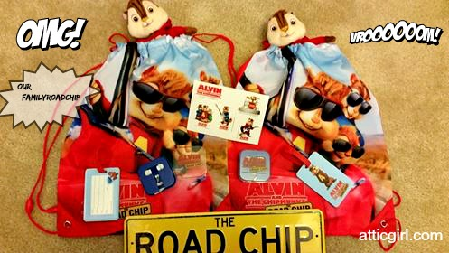 Family Road Chip