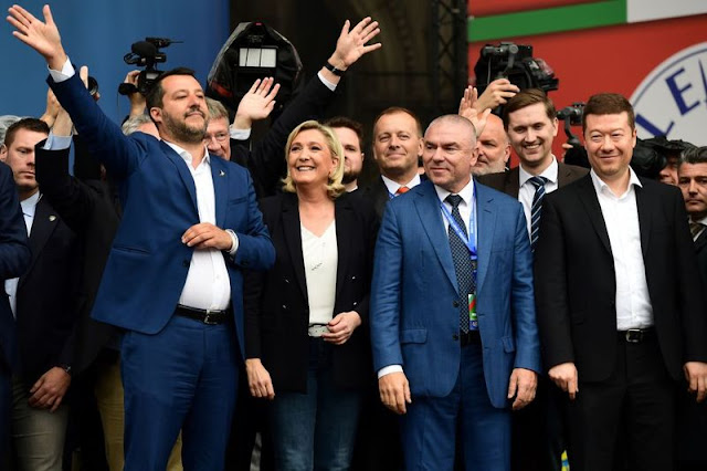 Το μάθημα των ευρωεκλογών