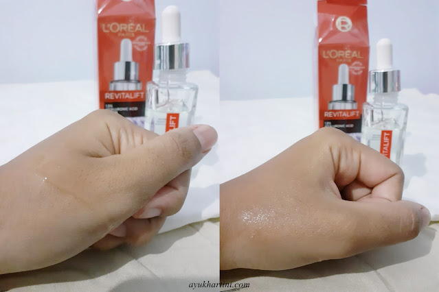 L'oreal Paris Revitalift Hyaluronic Acid serum