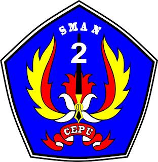 Logo SMA 2 Cepu