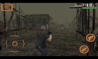 Game BioHazard 4 Mobile (Resident Evil 4) Apk + Data