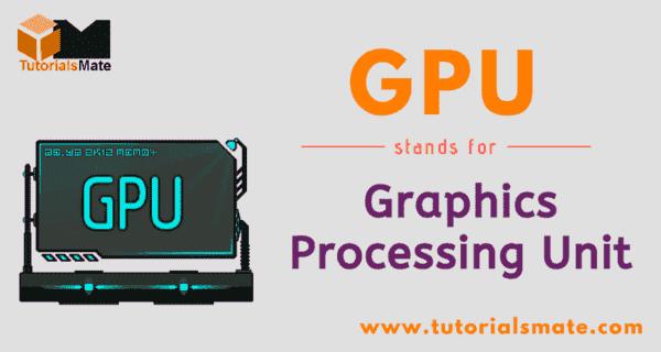 GPU Full Form