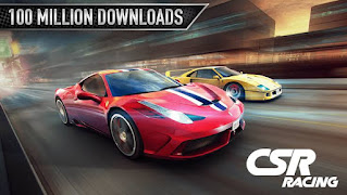 CSR Racing Mod Apk Versi Terbaru