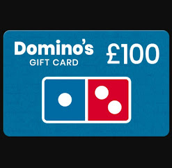 Dominos £100 (For UK)