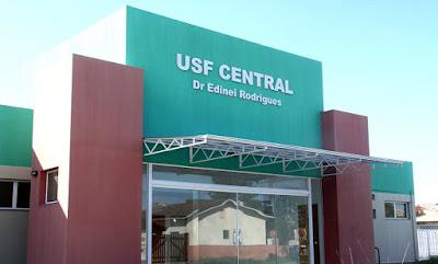 Ilha inaugura no sábado 05/05 a Unidade de Saúde da Família (USF) Central Dr. Edinei Rodrigues