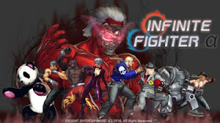 Download Infinite Fighter-Fighting Game v1.0 Apk