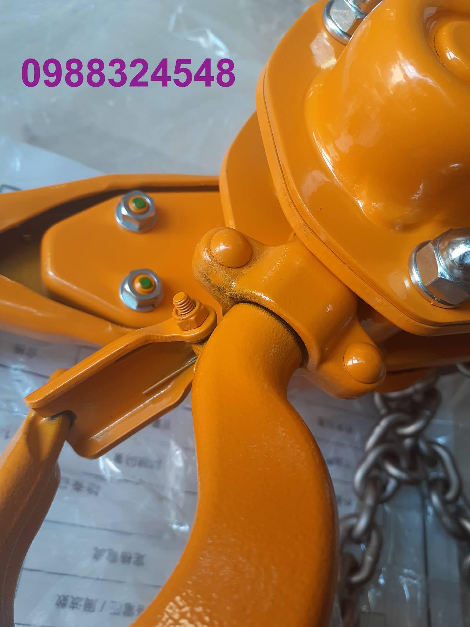 Pa lăng lắc tay Kito LB010 1 tấn