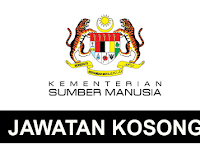 Jawatan Kosong Kementerian Sumber Manusia KSM