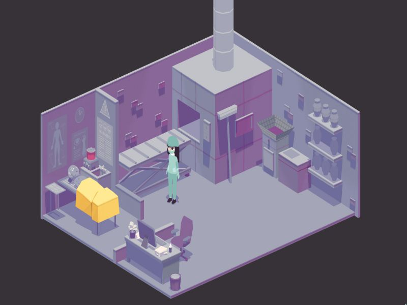 Download A Mortician's Tale Free Full Game For PC
