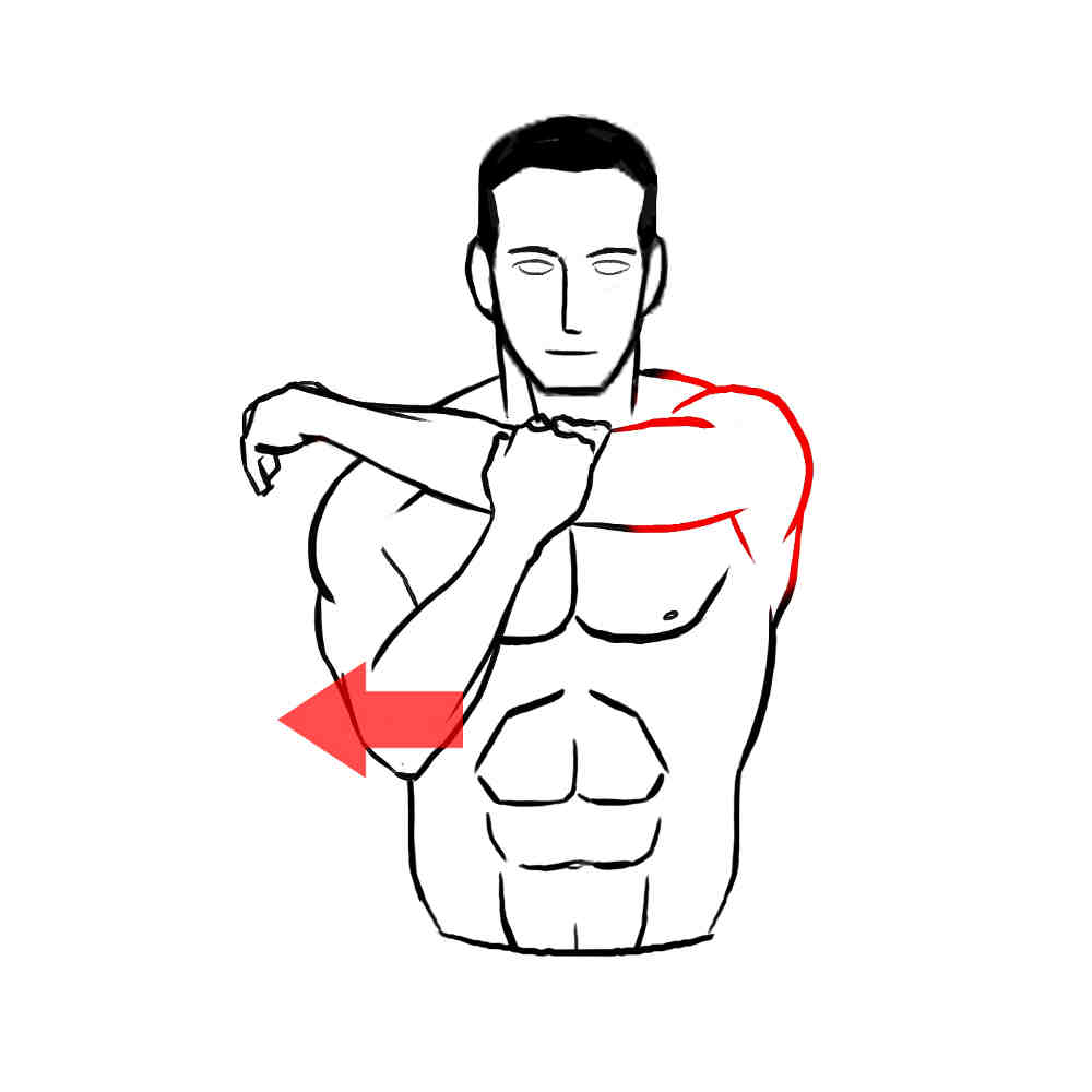 Towel Exercise Shoulder: Physical Therapy Exercises For Frozen Shoulder