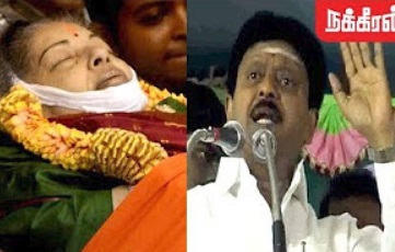 Jayalalithaa's death was declared a day late – Divakaran
