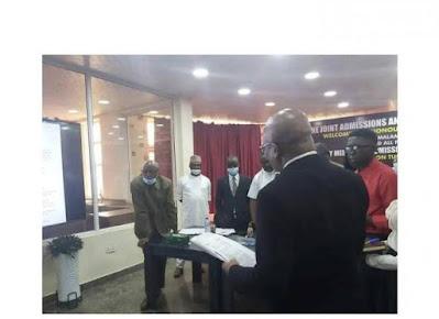 JAMB 2021: Candidate Sues Jamb ₦1Billion For Giving Him Fake Result, Arrested