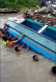 Jetty Collapses, Many Drowned And Other Missing.