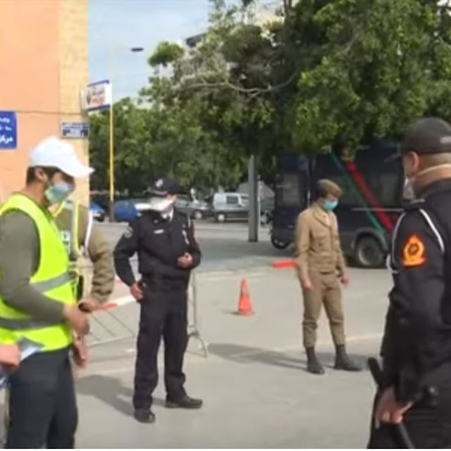 """السّلطات تفرضُ """"غرامات"""" على مصطافين قادمين من مدنٍ """"موبوءة"""""""