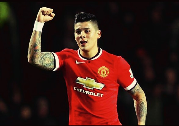 EPL: Marcus Rojo Prepaared To Leave Manchester United