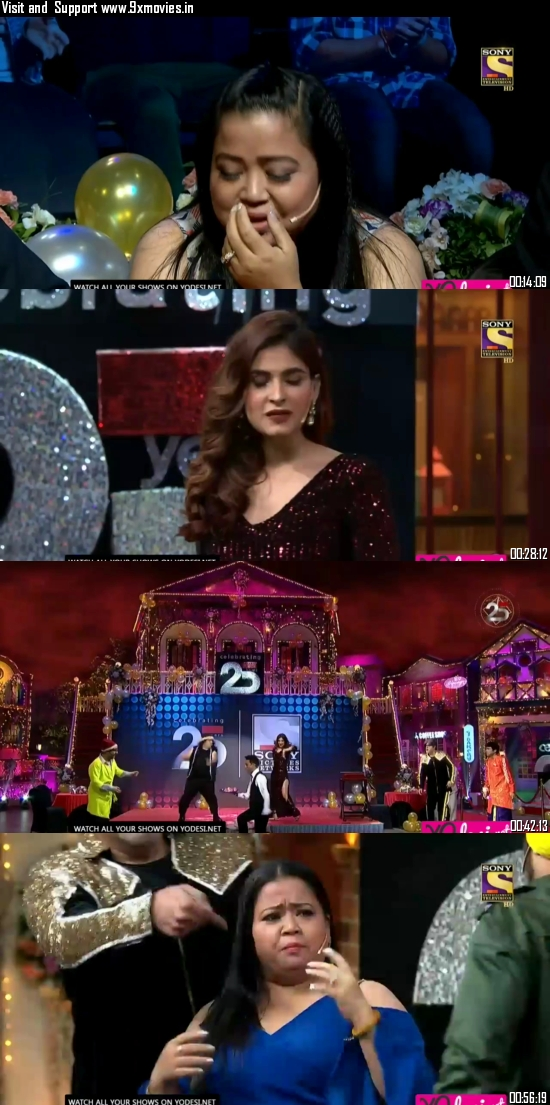The Kapil Sharma Show 10 October 2020 HDTV 720p 480p 300MB