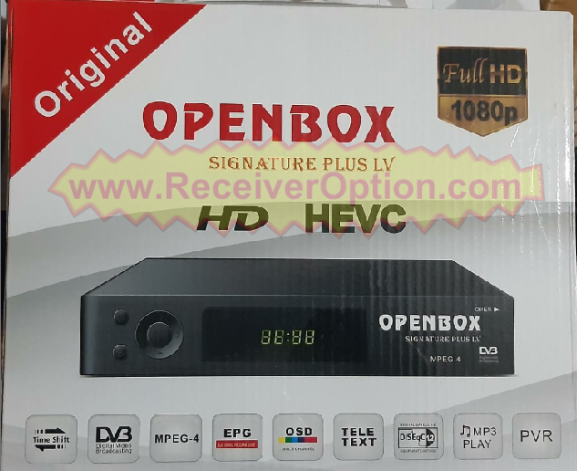 1506LV 1G 8M OPENBOX SIGNATURE PLUS LV NEW SOFTWARE WITH YOUTUBE OK 30 6 2020