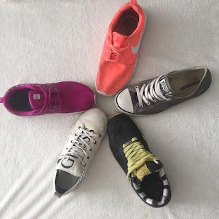 Sneaker im Vergleich