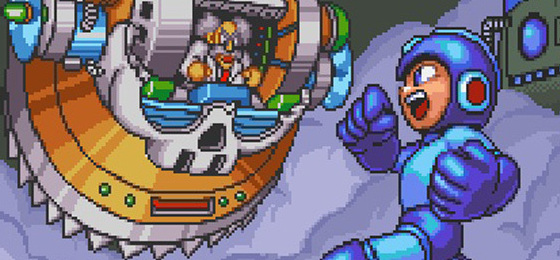 Rockman corner mega man 7 heads to new 3ds virtual console today - Megaman x virtual console ...