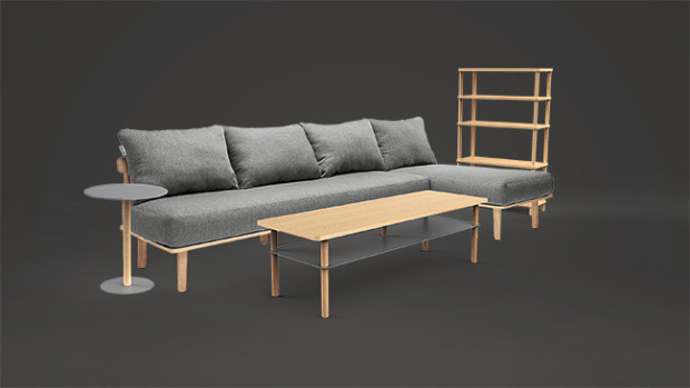 Home Rejuvenation (by KNQ Associates): GREYCORK ALL IN ONE BOX FURNITURE  SOLUTION