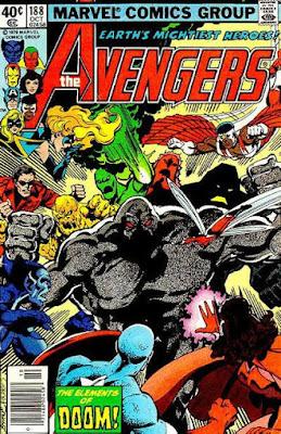 Avengers #188