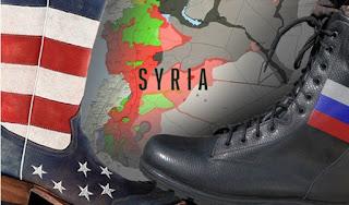 Russland und USA in Syrien