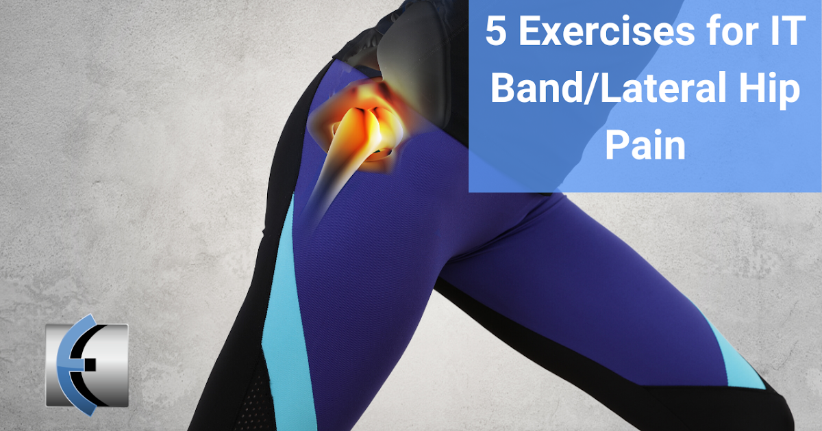 Photo of Top 5 Fridays! 5 Exercises For IT / Side Hip Band Pain | Modern Manual Therapy Blog